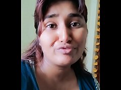 Swathi naidu sharing her new what's app number -for video sex come to that number