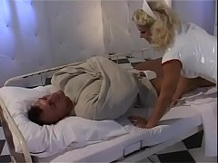 Special Blonde for a special Anal Hospital