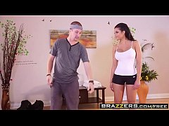 Brazzers - Baby Got Boobs - Mary Jean and Jessy Jones - Sweaty Titties Are Healthy Titties