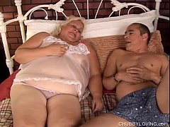 Beautiful blonde BBW Lisa loves to fuck