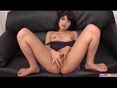 Naughty scenes of dirty porn with slim Saki Kobashi - More at Slurpjp.com