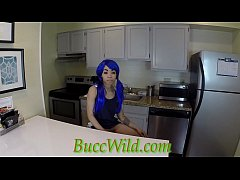 Becky BuccWild Fucked on Bar Stool