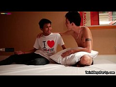 Asian and Arab Twinks On 69