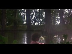 HD Adrienne Barbeau Showing Tits Outdoor - Swamp Thing