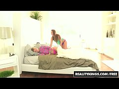 RealityKings - We Live Together - Dani Daniels Scarlet Red - Sex Talk