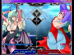 Morrigan vs Lilith