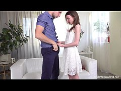 HD Anal-Beauty.com - Nelya - Fresh sperm instead of dinner