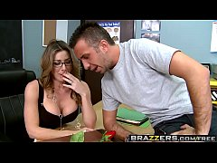 Brazzers - Big Tits at School -  A Lesson On Revenge scene starring Kayla Paige and Keiran Lee