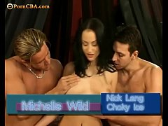 Threesome with Michel
