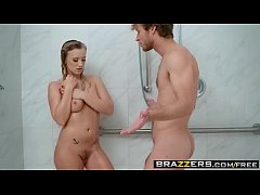 Brazzers - Teens Like It Big -  Dirty And Clean In College scene starring Bailey Brooke and Michael