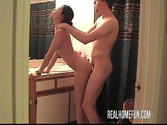 Little Asian Jin - Bathroom Sex