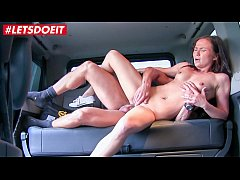 LETSDOEIT - Helpful Taxi Driver Gets Rewarded For Being Nice (Nikki Sweet)