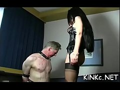 Domina wraps up her serf