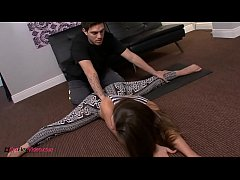 Kelsi Monroe fucked in flexi sex positions