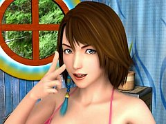 Final Fantasy X - My Yuna 3D  hentai32.com