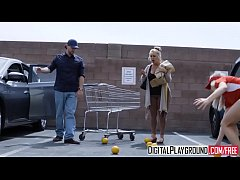 DigitalPlayground - Broke College 2 Episode 4 Trisha Parks and Preston Parker