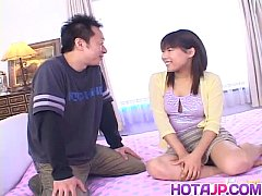 Clip sex Japanese AV Model has nipples pinched and hairy crack screwed
