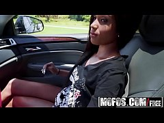 Mofos - Stranded Teens - (Tiffany Nunez) - Free Blowjob for a Ride Home