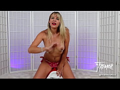 MILF Vicky Vixxx Gets Rocked On The Tremor