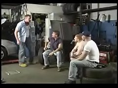Garage Party Everyone Likes to Fuck Car Mechanic - freegaycams.xyz