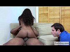 Evi Rae and her loser cuckold