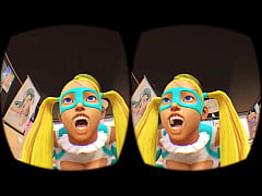 R.Mika getting Fucked - Street fighter 5