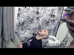 HD Nikki Ford Toilet Farts in Slaves Mouth