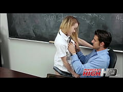 High School Girl Fucks Her Teacher - InnocentHighHD.com