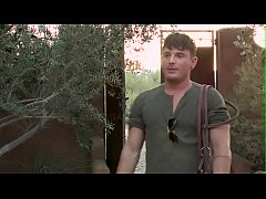 Brent Corrigan finds Osch Weldon playing his guitar