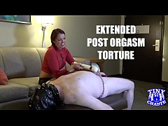 Post Orgasm Torture Preview (A Second, Forced Orgasm) with Bella Ink