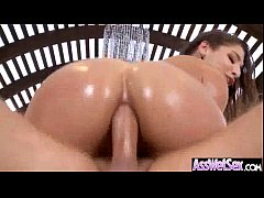 Anal Sex Act With Big Oiled All Over Huge Butt ...