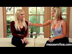 Most Erotic Girl On Girl Massage Experience 26