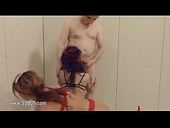 1-Ropes and toys in her deep asshole banged by a pig -2015-10-11-18-14-001
