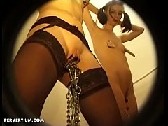Kitkat Club - 2 German Whores Rough Humiliation