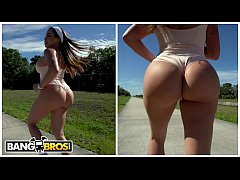 BANGBROS - J-Mac Goes To Town On Julianna Vega's Big Latin Booty