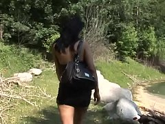 Outdoor public nudity and private vices Vol. 4