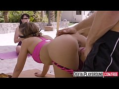 DigitalPlayground - Namastay On The Cock with (Adriana Chechik, Danny Mountain)