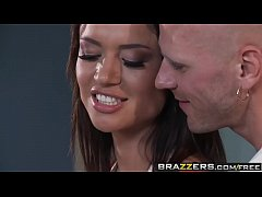 Mommy Got Boobs -  Showin Skin to Mr. Sins scene starring Franceska Jaimes and Johnny Sins
