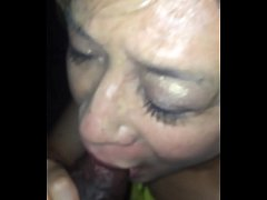 Granny blowing bbc in Hawaii