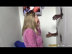 Vicky Vixen And Emily Eve Share a BBC - Gloryhole