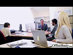 (lou lou) Sexy Girl With Big Boobs Banged In Office movie-21
