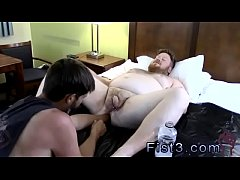 Fist gay free download first time Sky Works Brock's Hole with his Fist
