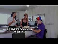 BANGBROS - Juan El Caballo Loco Gets MILF Reagan Foxx For His Birthday