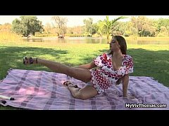 Horny cute Cathy Heaven has a nice