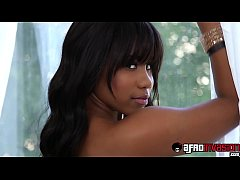 Hard fucking with Ebony Jenna Foxx