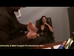 Boss Lady Isis Love Has Her Feet Worshiped And Her Titties Fucked