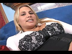 Gorgeous Boss Lady In Pantyhose Gets Banged