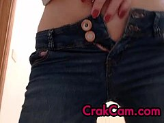 Attractive latina dancing - cam to cam video chat - assholes