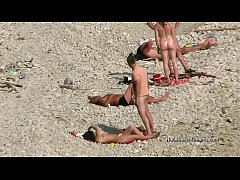 The hottest spy videos from the nudist beaches from NudeBeachDreams com