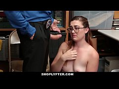 shoplyfter - stripped down and inspected for stealing